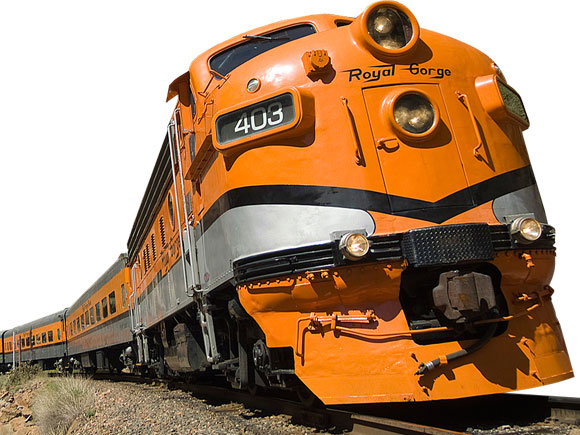 Colorado Railroad Tour