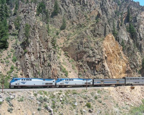 The Colorado Zephyr Tour