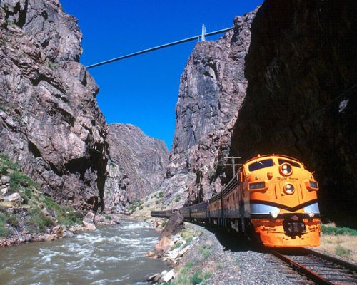 The Royal Gorge Tour